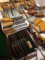 Chisels, gouges & carving tools